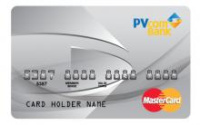 Ngân hàng PVComBank - Thẻ Mastercard Smart
