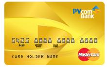 Ngân hàng PVComBank - Thẻ Mastercard Vàng