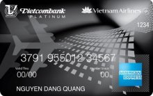 Vietcombank Thẻ American Express Platinum