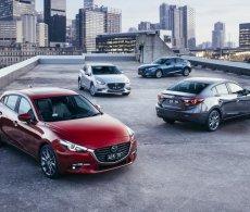 Tổng hợp các dòng xe Mazda hot, giá hấp dẫn đang được rao bán