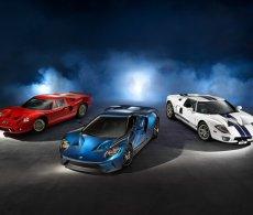 Siêu xe Ford GT 2017 khiến fan hụt hẫng khi tốc độ tối đa thấp hơn Kỳ ...