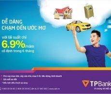 Vay mua xe tại TPbank - Ngân hàng dẫn đầu về chất lượng sản phẩm cho vay ...