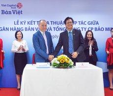 Ngân hàng Bản Việt phân phối bảo hiểm phi nhân thọ