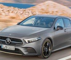 Thị trường Mỹ sẽ không có Mercedes-Benz A-Class 2019 bản hatchback