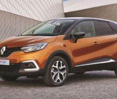 Renault Captur ra mắt thêm bản nâng cấp ở Malaysia
