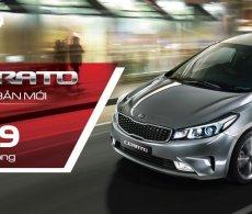 Kia Cerato 1.6SMT giá 499 triệu đồng có những trang bị gì đắt giá?