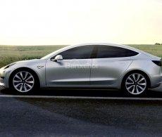 Tesla Model  vượt trội với 3 động cơ kép có thể tăng tốc từ 0-96km chỉ trong 3,5 giây