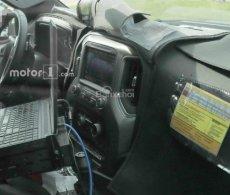 Chevrolet Silverado HD 2020 lộ diện hình ảnh nội thất lần đầu
