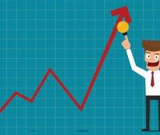 Cổ phiếu tài chính lội ngược dòng, VN-Index tăng gần 26 điểm