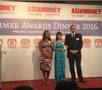 SHB được tạp chí Asiamoney trao giải 'ngân hàng nội địa tốt nhất Việt Nam'