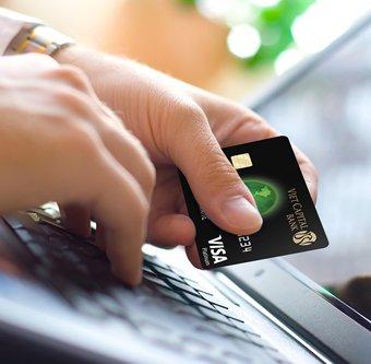 Lợi ích bất ngờ từ chiếc thẻ tín dụng