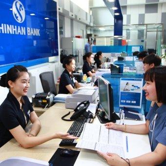 Thông tin mới nhất về mức phí thường niên thẻ tín dụng Shinhan Bank