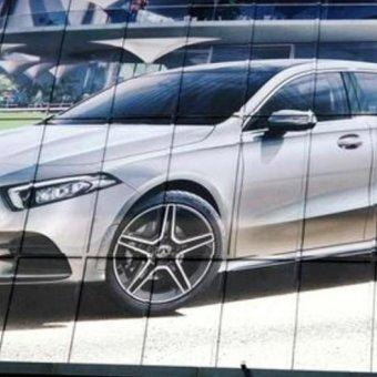 Mercedes-Benz A-Class L Sport Sedan 2019 bản cơ sở dài sắp ra mắt Trung Quốc
