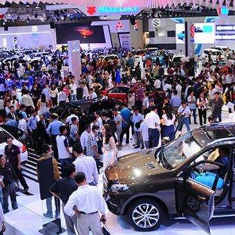 Thị trường ô tô tháng 4/2018 giảm nhẹ