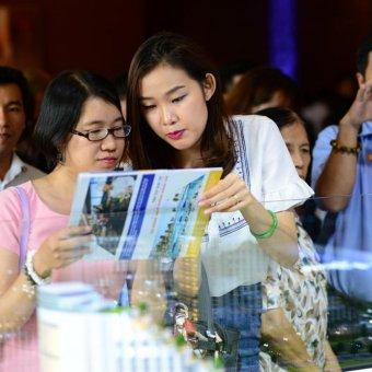 Doanh nghiệp đổ về Hà Nội chào bán bất động sản nghỉ dưỡng