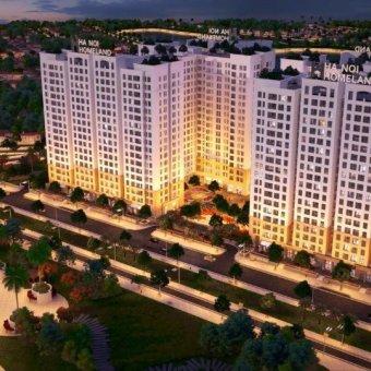 Sắp ra mắt Hà Nội Homeland - dự án chung cư cực hot tại Long Biên