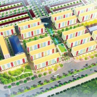 """Nhơn Trạch: """"Giấc mơ có thật"""" mua nhà chỉ với 2 triệu đồng/tháng"""