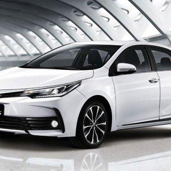 Thông tin giúp vay mua xe Toyota Altis 2018 trả góp lãi suất thấp