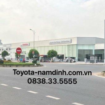 Nam Định: Đã có đại lý 3S đầu tiên của Toyota