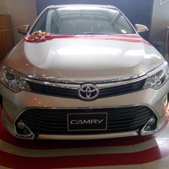 Ước tính chi phí vay mua xe Toyota Camry 2.5G trả góp