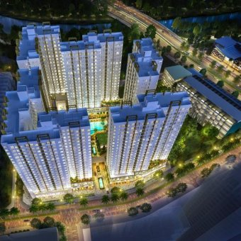 """Hé lộ dự án """"khủng"""" của Nam Long ở trung tâm Tp.HCM"""