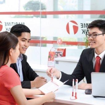 Cập nhật lãi suất gửi tiết kiệm ngân hàng Maritimebank mới nhất