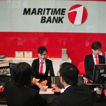 Thông tin mới nhất về lãi suất thẻ tín dụng maritimebank