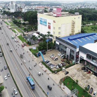 """Điểm danh những """"điểm nóng"""" mới của thị trường bất động sản Biên Hòa"""