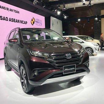 Hỏi và đáp về vay mua xe Toyota Rush trả góp