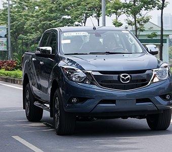 Lãi suất vay mua Xe Mazda BT 50 hiện nay là bao nhiêu?