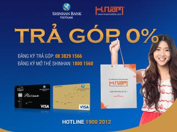 Điều kiện và thủ tục mở thẻ tín dụng Shinhanbank