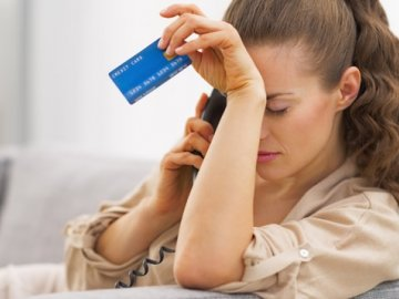 Những vấn đề thường gặp khi sử dụng thẻ tín dụng