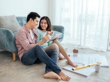 Vay mua nhà để buộc mình phải tiết kiệm, sở hữu nhà 3 tỷ trong tầm tay