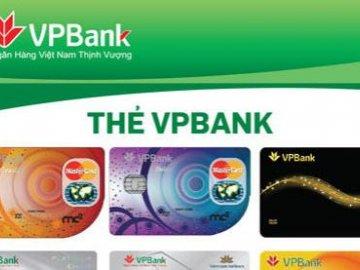 Những loại thẻ tín dụng VPBank được khách hàng quan tâm nhất
