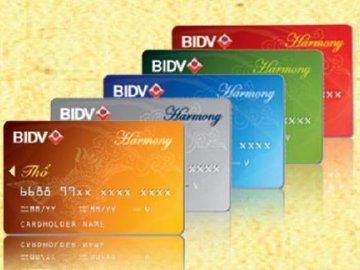 So sánh các loại thẻ tín dụng BIDV chi tiết và đầy đủ nhất!