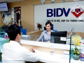 Cập nhật lãi suất vay tín chấp ngân hàng BIDV 2020