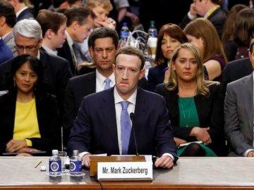 Mark Zuckerberg phủ nhận Facebook là tổ chức tài chính
