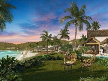 Sun Group: Ưu đãi 2,8 tỷ khi mua biệt thự Sun Premier Village Kem