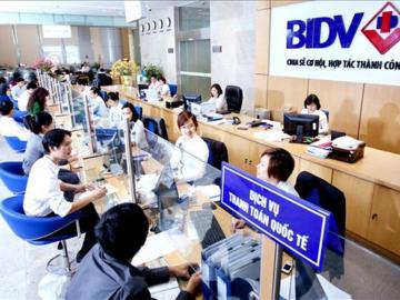 Lãi suất gửi tiền tiết kiệm tại ngân hàng BIDV năm 2019 là bao nhiêu?