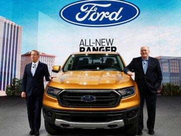 Tư vấn thủ tục, lãi suất vay mua xe Ford trả góp 2019: Ranger, Focus, Transit