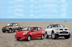 Tư vấn vay mua xe Mitsubishi trả góp 2019: Attrage, Triton, Mirage