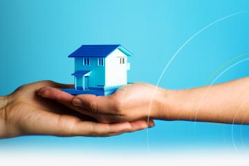 Thủ tục cho vay mua nhà thế chấp bằng chính nhà mua mới nhất
