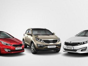 Thủ tục vay mua xe Kia trả góp 2020: Kia morning, Rondo, Rio, Cerato, Sedona