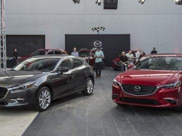 Vay mua xe Mazda trả góp: Mazda 2,Mazda 3, Mazda 6, CX5, BT50
