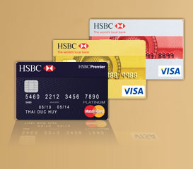 Ưu đãi hoàn tiền, giảm giá khi làm thẻ tín dụng HSBC