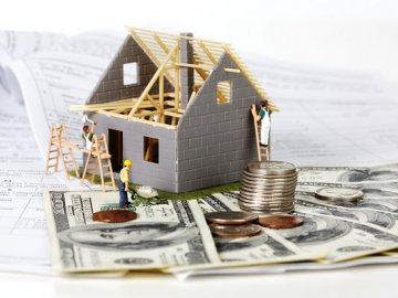 Kinh nghiệm vay xây nhà, sửa nhà cần lưu tâm nhất hiện nay