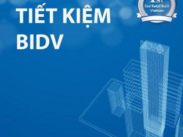 Thông tin dịch vụ gửi tiết kiệm hàng tháng BIDV năm 2020