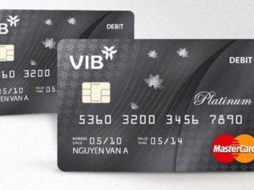 Chủ thẻ tín dụng VIB được trả góp lãi suất 0% tại hàng trăm cửa hàng