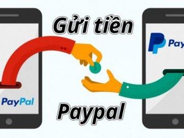 Hướng dẫn chuyển khoản paypal đơn giản nhất