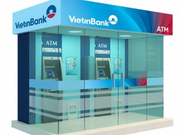 Chuyển khoản Vietinbank qua ATM và mức phí phải trả
